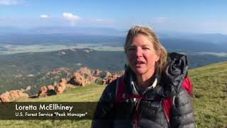 Download Meet the go-to person for all things fourteeners in Colorado Video