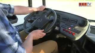 Download Der 21m lange CapaCity L von Mercedes Benz - BKF TV Reportage Video