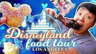Download Disneyland FOOD REVIEW! Best & Worst Foods Video