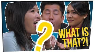 Download How Much Can You Fit In Your Mouth? (One Bite Challenge) Ft. Nikki Limo & Steve Greene Video