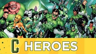 Download Green Lantern Corps Appearance In Justice League? - Collider Heroes Video