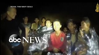 Download How did soccer players survive in Thai cave? Video