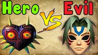 Download Zelda Theory - MAJORA is the HERO?! (zelda majora's mask) Video