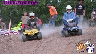 Download EXTREME BARBIE JEEP RACING 2014 RITV Video