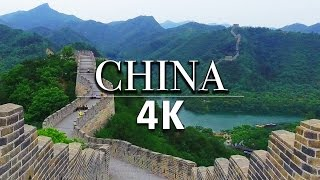 Download The Great Wall of China in 4k - DJI Phantom 4 Video