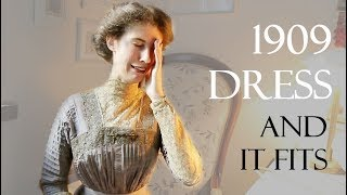 Download Trying On a 110 Years Old Dress Video