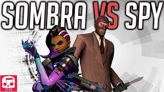 Download SOMBRA VS SPY RAP BATTLE by JT Music (Overwatch vs TF2) Video