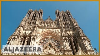 Download 🇫🇷 Notre-Dame de Reims: The other cathedral that rose from the ashes   Al Jazeera English Video