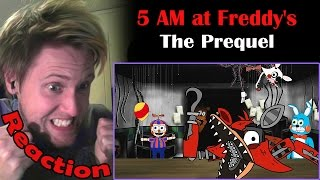 Download 5 AM at Freddy's: The Prequel REACTION! | TWO FREDDY FAZBEARS! | Video