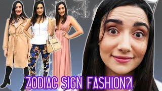Download I Dressed According To My Zodiac Sign For A Week Video