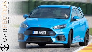 Download 2016 Ford Focus RS: Best Hot Hatch Ever? - Carfection Video