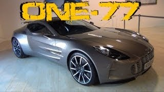 Download Aston Martin One-77 Interior & Exterior Overview (1080p) Video