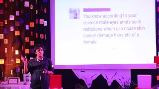 Download Why can't boys and girls sit together? | Vinay Menon | Vinay Menon | TEDxMACE Video