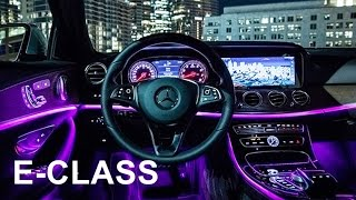 Download 2017 Mercedes E-Class - interior Review Video