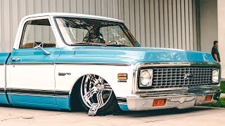 Download Classics at the Truck Corral | SEMA 2016 Video