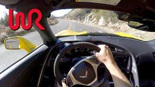 Download 2017 Chevrolet Corvette Grand Sport (7MT) - WR TV POV Test Drive Video