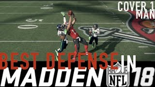 Download Madden 18 Tips - Best Defense in Madden NFL 18 | Why Man Coverage is So Good Video