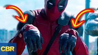 Download 10 Superpowers Deadpool Wants To Keep Secret! Video