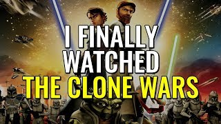 Download I Finally Watched The Clone Wars - Chronological Order | Cat & Mouse, Hidden Enemy, Clone Wars Movie Video