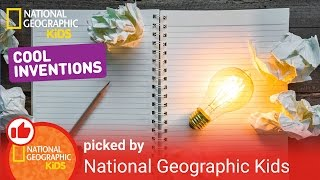 Download All About Cool Inventions! | Nat Geo Kids Cool Inventions Playlist Video