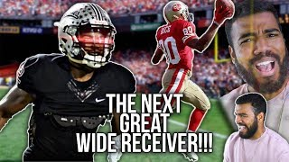 Download Jerry Rice's Son Is The Best Wide Receiver In Class of 2020?!?!- Brenden Rice Highlights [Reaction] Video