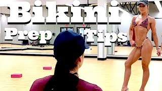 Download First Time Bikini Competitor Advice Video