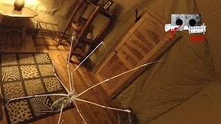 Download 360° Horror Short | Giant Spiders | Cardboard Horror #360video Video