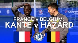 Download FLASHBACK! Belgium v France: Hazard & Kante on Hazard & Kante Video