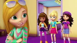 Download Polly Pocket full episodes | Crazy Race! 🌈Compilation | Kids Movies | Girls Movie Video