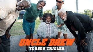 Download Uncle Drew (2018 Movie) Teaser Trailer – Kyrie Irving, Shaq, Lil Rel, Tiffany Haddish Video
