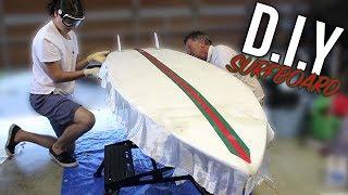 Download D.I.Y SURFBOARD Video