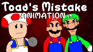 Download SML Short: Toad's Mistake! Animation Video