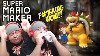 Download I DID THE F#%KING IMPOSSIBLE!! [SUPER MARIO MAKER] [#74] Video