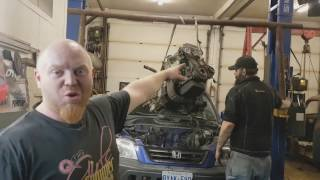 Download HONDA ENGINE SWAP the pain !!!! Video