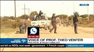 Download Recent developments in North West: Prof. Theo Venter Video