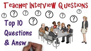 Download Teacher Interview Questions: Top Ten Video