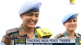 Download Exclusive: India's global peacekeepers Video
