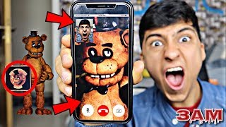 Download DO NOT FACETIME FREDDY FAZBEAR'S PIZZA AT 3AM!! *OMG HE CAME TO MY HOUSE* Video