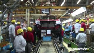 Download Conoce las manos mexicanas que producen la Nissan NP300 Frontier Video