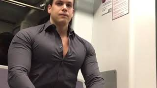 Download Tight Shirt - Flexing Muscles - Pecs Bouncing Video