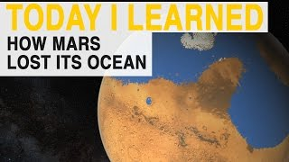 Download TIL: Why Mars's Ocean Disappeared | Today I Learned Video