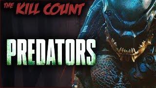 Download Predators (2010) KILL COUNT Video
