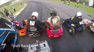 Download *CRASH* HYPERFEST 2019 Down Hill Power Wheels Race! Video