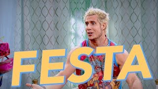 Download Festa - Samantha Schmütz + Emiliano D'Avila - Vai Que Cola - Humor Multishow Video