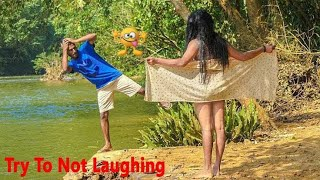 Download New Funny Videos 2018 Try To Stop Laughing Pagla BaBa Video