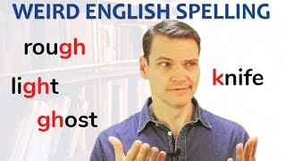Download Why Is English Spelling So Damn Weird?! Video