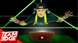 Download Spy Laser Challenge! | Stealing The YouTube Algorithm!! Video