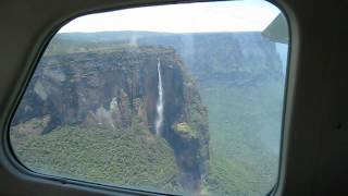 Download Sobrevuelo Salto Angel, Auyantepui, Canaima, Video