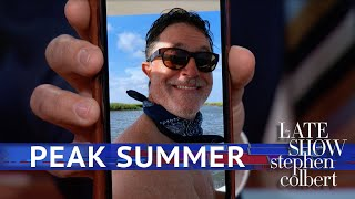 Download How To Know When Stephen Colbert Enters 'Full Summer Mode' Video