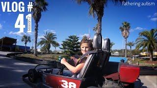 Download Autism Family Fun At Adventure Landing | Fathering Autism Vlog Video
